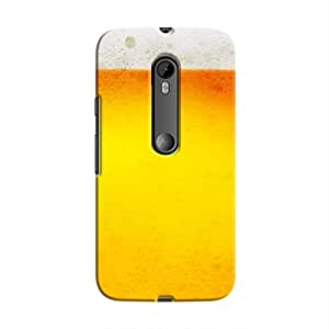 Cover It Up - Beer and Froth Moto G TurboHard Case