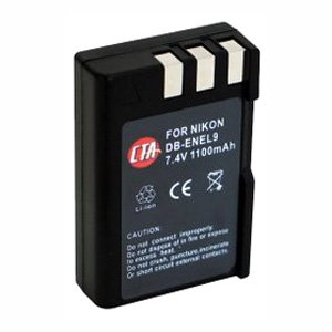 CTA Digital Replacement Battery for Nikon (Cta Digital Replacement Battery)