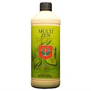 Hidroponía 1L multizen útil estimulador de crecimiento de las plantas de nutrientes Enhancer