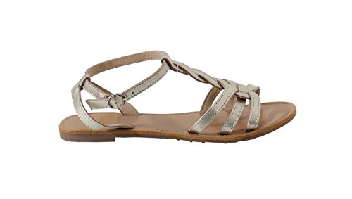 By Shoes - Sandalias para Mujer Gold