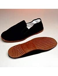 Rubber Sole Kung Fu Tai Chi Shoes size men's 13 1/2 to 14