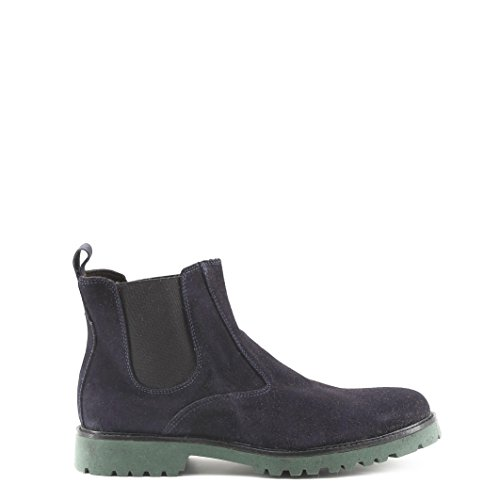 Blau Chelsea Shoes in Grau Áceo Herren Boots Italia Made tIYxx