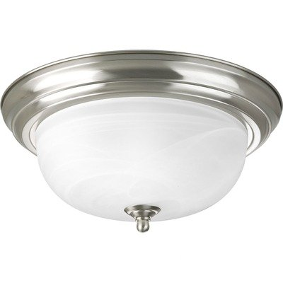 Alabaster-Two-Light-Close-To-Ceiling-Flush-Mount
