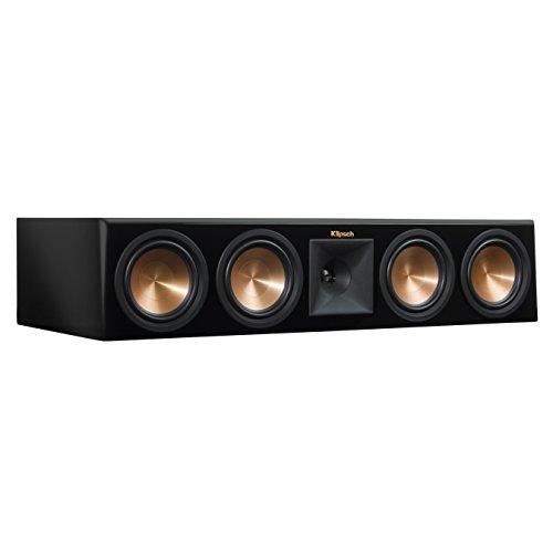 Klipsch RP-450C Piano Black Center Channel Speaker