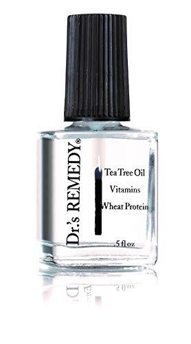 Dr.'s REMEDY Enriched Basic Base Coat Nail Polish, 0.5 Fluid Ounce