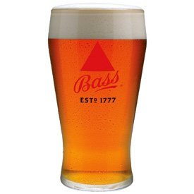 - Bass 20 Ounce Imperial Pint Glass (1)