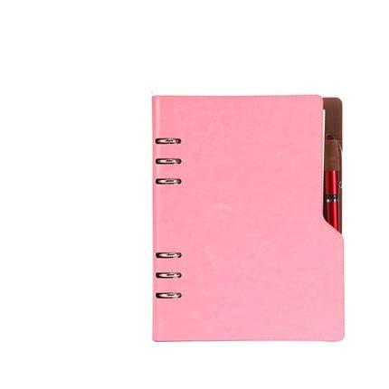 RURY Cuaderno Cuaderno Cuero Espiral Agenda Papelería ...