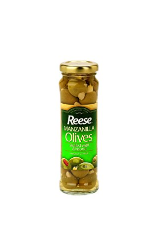 Almond Olives - 2