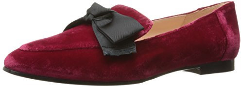 kate spade new york Womens Claudia Moccasin Red j2KdKrDe