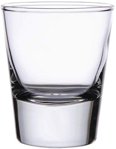 Circleware 042735 Huge Set of 36, Austria Shot Heavy Base Drinking Whiskey Glass Glassware Cups for Vodka, Brandy, Bourbon & Best Selling Liquor Beverages, Limited Edition, 36pc by Circleware (Image #8)