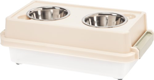 Iris Food - IRIS USA Elevated Feeder with Airtight Storage