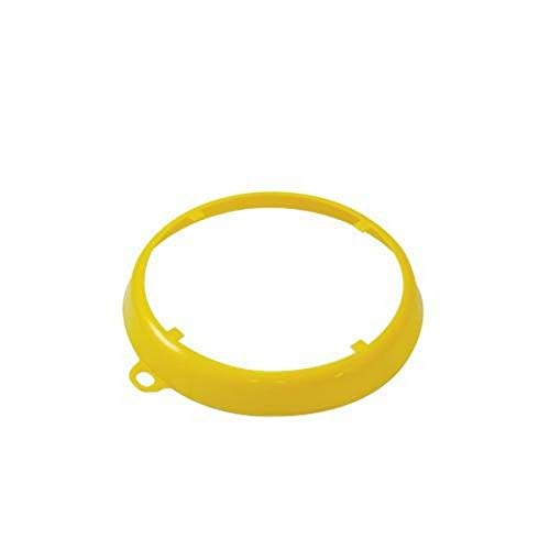 Oil Safe Drum Ring - Color-Coded | Clean and