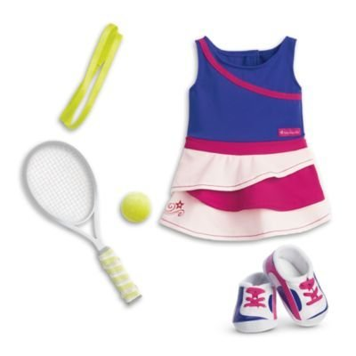 American Girl - Tennis Ace Outfit for Dolls for Dolls - Truly Me 2016 by American Girl