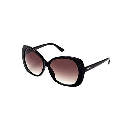 (Kenneth Cole Reaction Women's Oversized Butterfly Sunglasses )