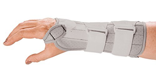 FREEDOM Short Wrist Immobilizer, Left, Large by Freedom by Freedom
