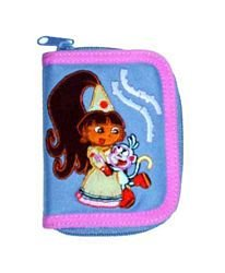 Dora the Explorer Wallet Dora The Explorer Wallet