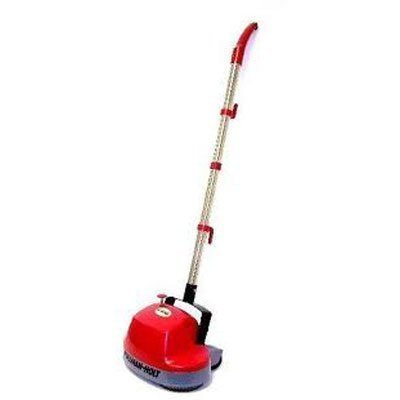 Gloss Boss Mini Floor Scrubber and Polisher - B200752 - for All Residential Floor Types (Best Grout Cleaning Machine)