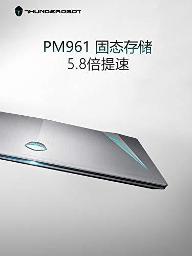 t:mon THUNDEROBOT Raytheon 911 M Star Yao II 8 Generation i7 Game Ben GTX1050Ti eat Chicken Notebook by t:mon (Image #3)