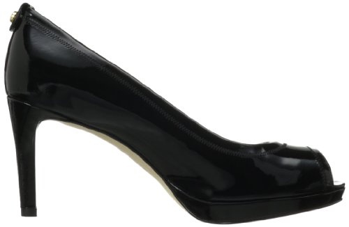 Stuart Weitzman Women's Annabell Platform Pump Black Patent free shipping classic eastbay for sale under $60 sale online free shipping cheap mMsWeF