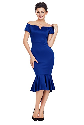 accessorize a blue dress - 8