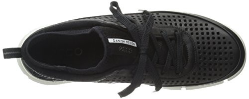 Noir Basses 1 Femme Black01001 Ecco Sneakers Intrinsic qSCHxcw6