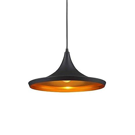 Barcelona LED LN-3003 Lámpara diseño nórdico Kolding (color negro mate y dorado en
