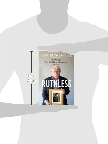 Ruthless: Scientology, My Son David Miscavige, and Me: Amazon ...