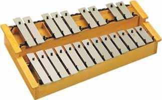 Angel C3-A4 Soprano Chromatic Glockenspiel
