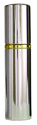 PS Products Eliminator 3/4 oz. Lipstick Pepper Spray-Silver, Silver - Eliminator Pepper Spray