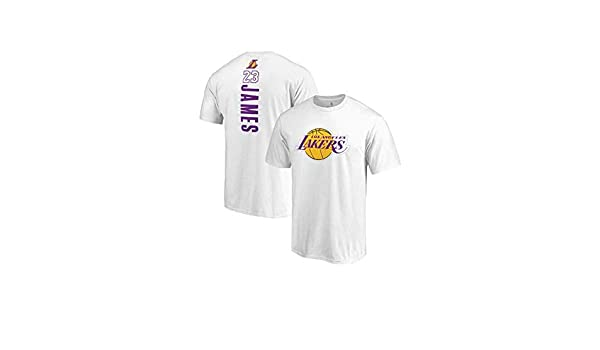 new concept 7d3eb ac862 Amazon.com : Fanatics Unisex Los Angeles Lakers Lebron James ...