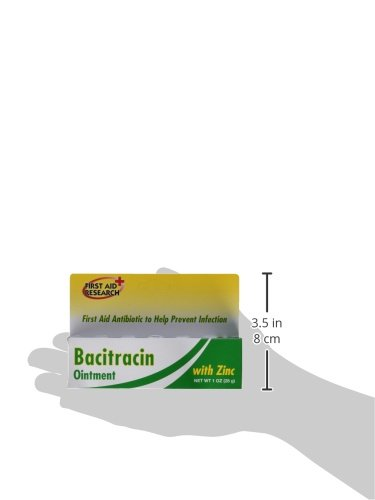 Yeast infection and bacitracin