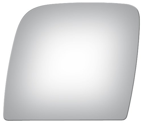 2003-2007 Ford Truck Econoline Van Flat, Driver Left Side Replacement Mirror Glass