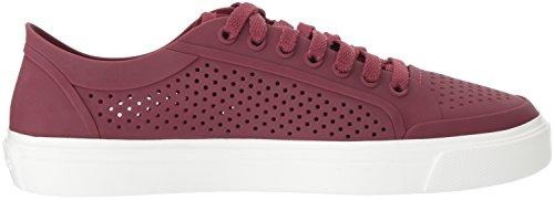 Crocs Mujeres Citilane Roka Court Sneaker Garnet