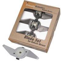 Friendly Robotics Robomower 3 Low Cut Blades 80022