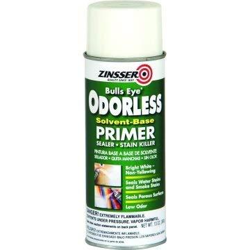 Zinsser 13 Oz Bulls Eye Odorless Solvent-Based Primer Sealer - White