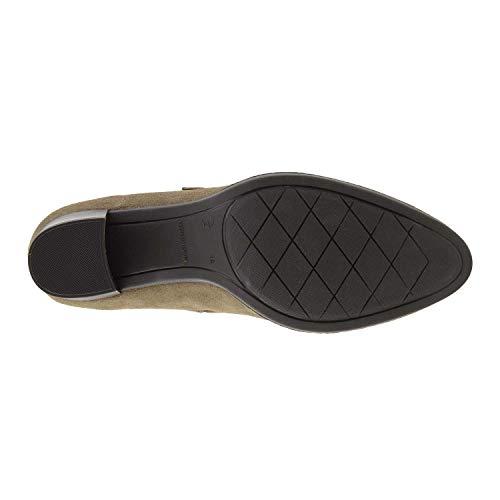 Piel Taupe Taupe Zapatos Piel Abotinados Abotinados Zapatos Zapatos Abotinados H0q8Cz