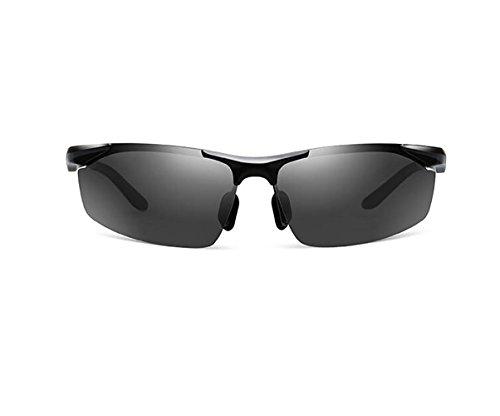 conducción de condujeron magnesio Aluminio de YANXJING Hombres Nuevas polarizadas Gafas Sol los Hombres Las TxpqTYawPz