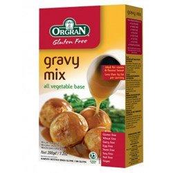 Gravy Mix Vegetarian ((3 PACK) - Orgran - Gravy Mix (Vegetarian) | 200g | 3 PACK BUNDLE)