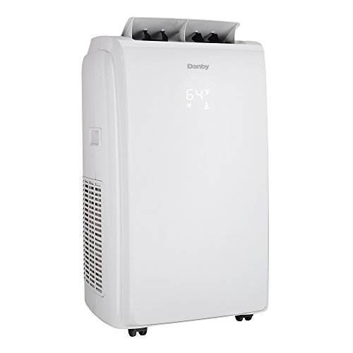 Danby 12000 BTU Portable Dehumidifier & Air Conditioner, Cer