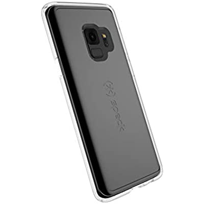 Speck GemShell Clear Back Case for Samsung Galaxy S9  Clear
