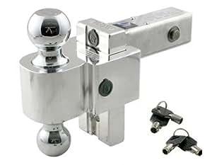 Amazon Com Self Locking Adjustable Aluminum Ballmount 2