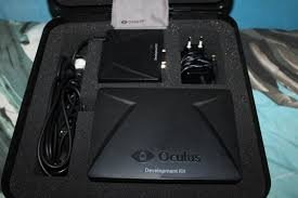 Oculus Rift Virtual Reality Headset - Developer's Kit DK1