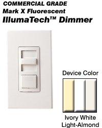 Leviton IPX12-70Z Dimmer Electronic Mark 10 Powerline Fluore