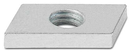 Index TUGX08 - Tuercas guia zincado xtrutm08 (Envase de 100 Ud.)
