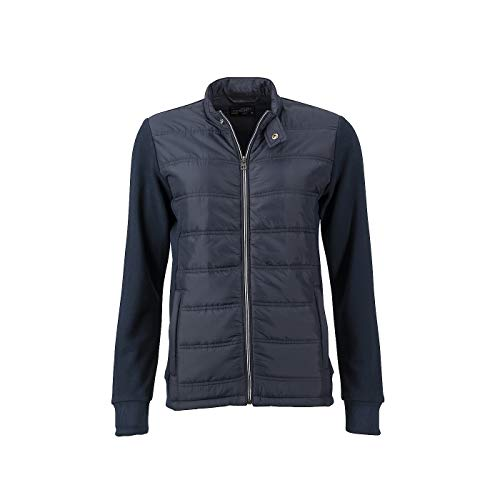 Nicholson Material in James Sweat Mix Trendy Navy Ladie's Attractive Jacket amp; q8x8f5OwP
