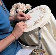 Stitch Ezi Embroidery Frame-Hoop ()