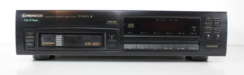 Pioneer PD-M502 6-Disc CD Changer Compact Disc Player
