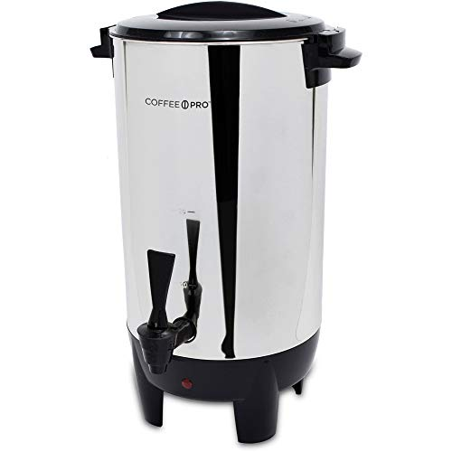 Coffee Pro CP30 30 Cup Urn, w/Filter Basket, 10