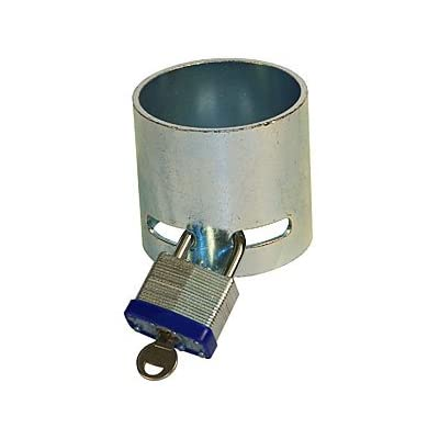 Ultra-Fab Products 48-979008 5th Wheel Sleeve with Lock: Automotive
