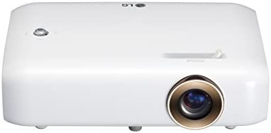 LG Electronics PH550 Minibeam Projector with Bluetooth Sound